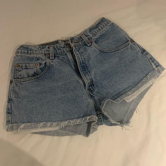 Vintage Aritzia Levi's Shorts